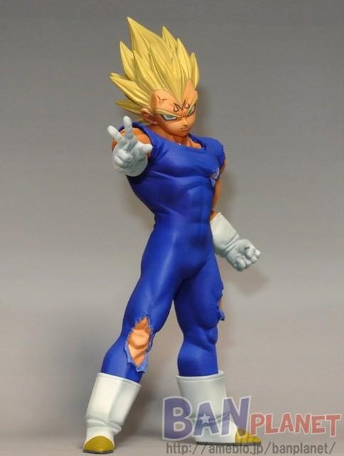 Majin Vegeta Super Saiyan Dragon Ball Z Action Figure