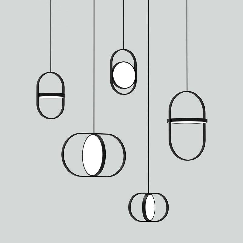 Nordic Modern Iron art industrial pendant light lighting led hanglamp loft decor dinning room Living room hanging light fixturesNordic Modern Iron art industrial pendant light lighting led hanglamp loft decor dinning room Living room hanging light fixtures