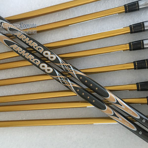 Image 5 - New Golf Clubs HONMA S 05 Golf Full set 4 star Golf driver wood irons putter Clubs Graphite shaft R or S Club Set shipping