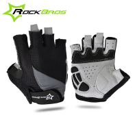 RockBros Sports MTB Road Bike Bicycle Breathable Anti Shock GEL Gloves Cycling Riding Anti Slip Anti