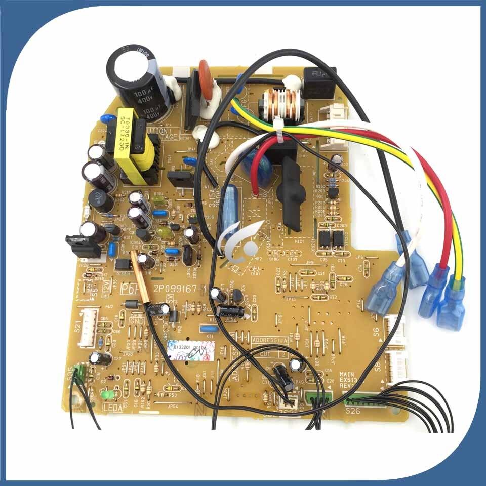 100% Neue Original Für Klimaanlage Computer-board 2p099167-1 Ftxd50cmv2c Pc Board