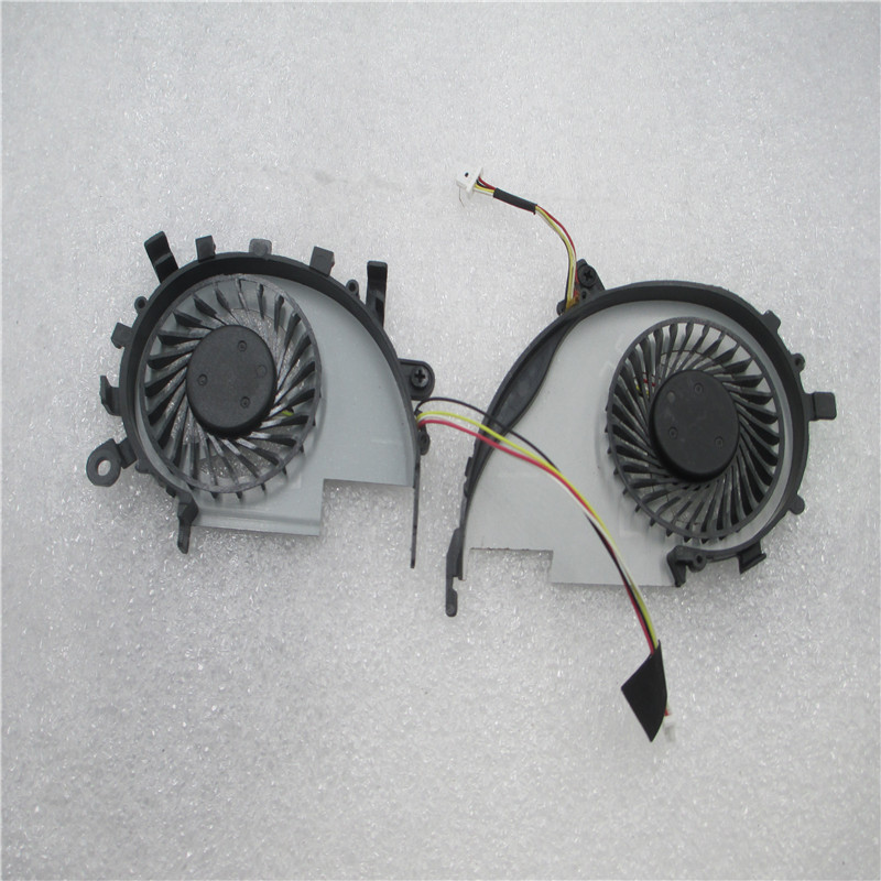 CPU and GPU Cooling Fan for FOR ACER Aspire V5 552G V5 572G V5 573G V5 552 V5 472 V5 472P V7 582PG DFS400805PB0T FCBB-in Fans & Cooling from Computer & Office