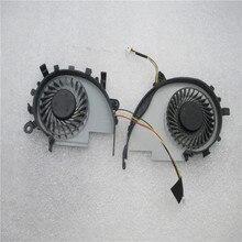 Cpuとgpu冷却ファン用エイサー熱望V5 552G V5 572G V5 573G V5 552 v5 472 V5 472P v7 582pg DFS400805PB0T fcbb