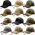 MultiCam Special Force Tactical Operator Cap Contractor SWAT Baseball Hat Cap with Hook Loop fastener for patches