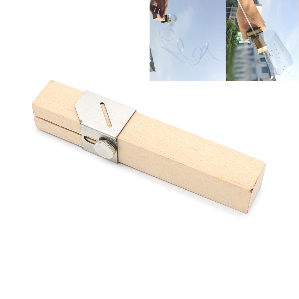 1Pcs Plastic Bottle Cutter Knife Outdoor Portable Smart Bottles Rope Tools DIY Craft Bottle Rope Cutter New