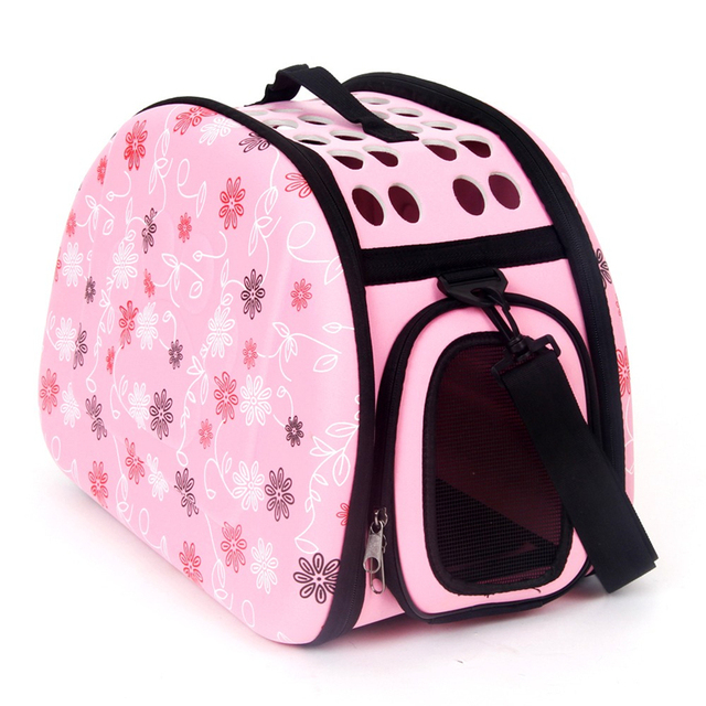 HOT NEW Dog Bag Cat Carrier Pet Sleeping Portable Pet Carrier Foldable Bag Travel Puppy Carrying Backpacks Cat Bag Free shipping