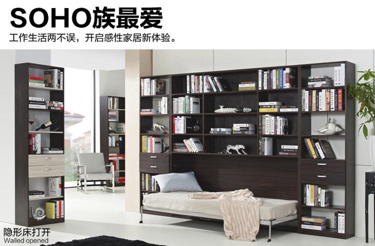 Personalizada libro bookself con abatible interior caliente venta ...