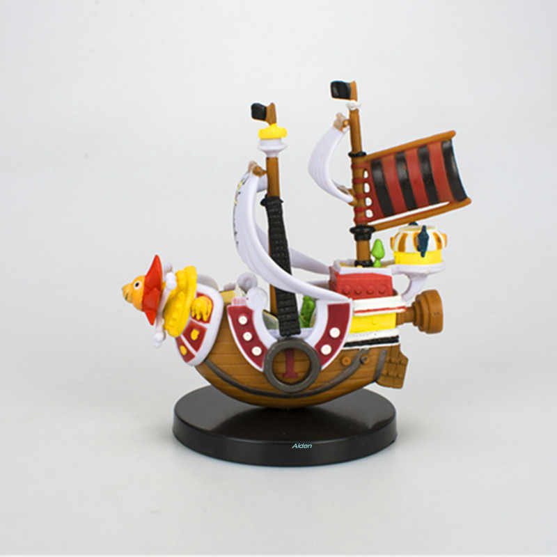 One Piece Going Merry/&Thousand Sunny Boucanier Figurine Modèles Statues Jouets