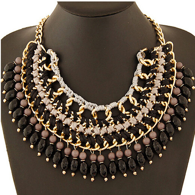 New 2016 fashion Z crystal necklaces & pendants chokers statement necklace Jewelry necklace high quality wholesale