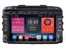 2 GB RAM QUAD CORE Android 6.0 jugador Del Coche DVD GPS para KIA SORENTO 2015 2016 UNIDADES de LA CABEZA Estéreo AUTORADIO navi 4g cinta grabadora