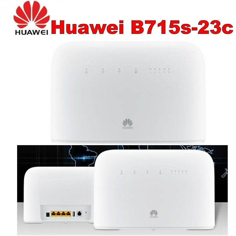 Huawei B715 B715s 23c LTE Cat.9 WiFi маршрутизатор - 3