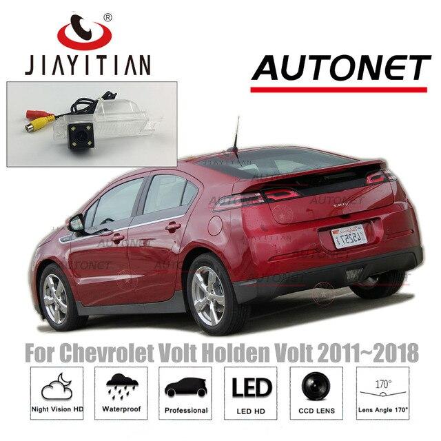 Jiayitian Rear View Camera For Chevrolet Voltfor Holden Voltfor