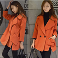 Winter autumn warm women short cotton coat jackets cashmere warm spring female jackets Overcoat cashmere coat jackets Plus Size