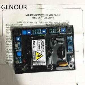 Image 2 - AS440 AVR fırçasız alternatör için yüksek kaliteli jeneratör yedek parça voltaj regülatörü otomatik