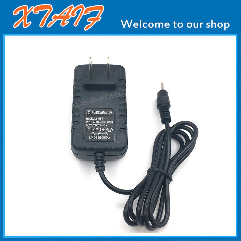 AC DC Power Adapter For LA-520 Mains 10.1 Google Android Tablet PC Cord Charger