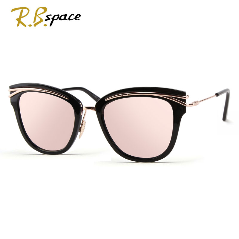 New Fashion Vintage Sunglasses Cat Eye Sunglasses high quality designer brand brand Sunglasses for Big <font><b>trend</b></font> of high-end eyewear