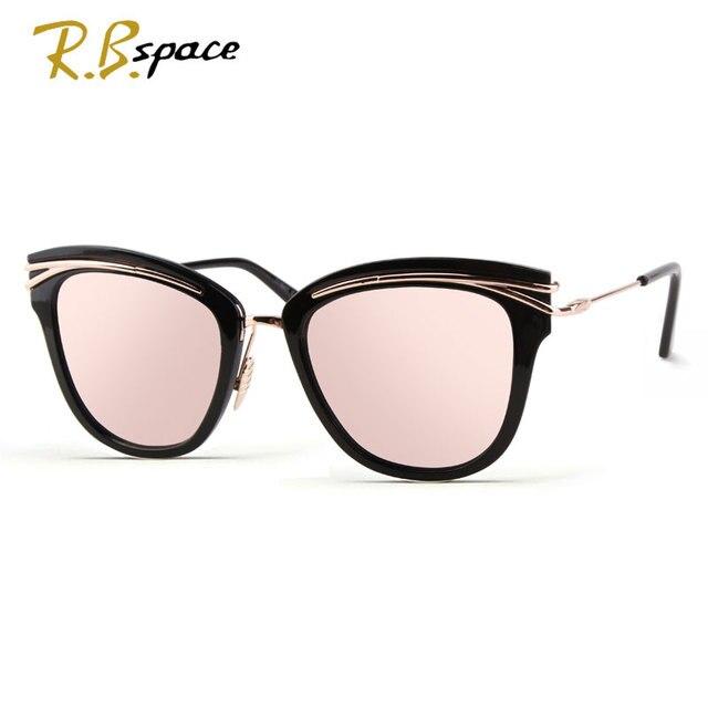 233c1cae35ea22 New Fashion Vintage Sunglasses Cat Eye Sunglasses high quality designer  brand brand Sunglasses for Big trend