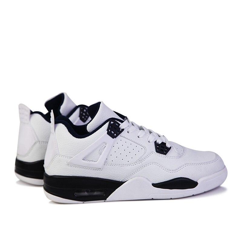 2018 New Men   Women Basketball Shoes Breathable Jordan 4 Season Shoes Men  Sport Walking Shoes Outdoor Basket Homme Zapatos-in Basketball Shoes from  Sports ... fb3cb9a22