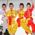 Boy Tae Kwon Do Kids Wushu Boy Chinese Traditional Clothing China Kungfu Suit Kung Fu Uniforms For Girls Boys Kungfu Costumes