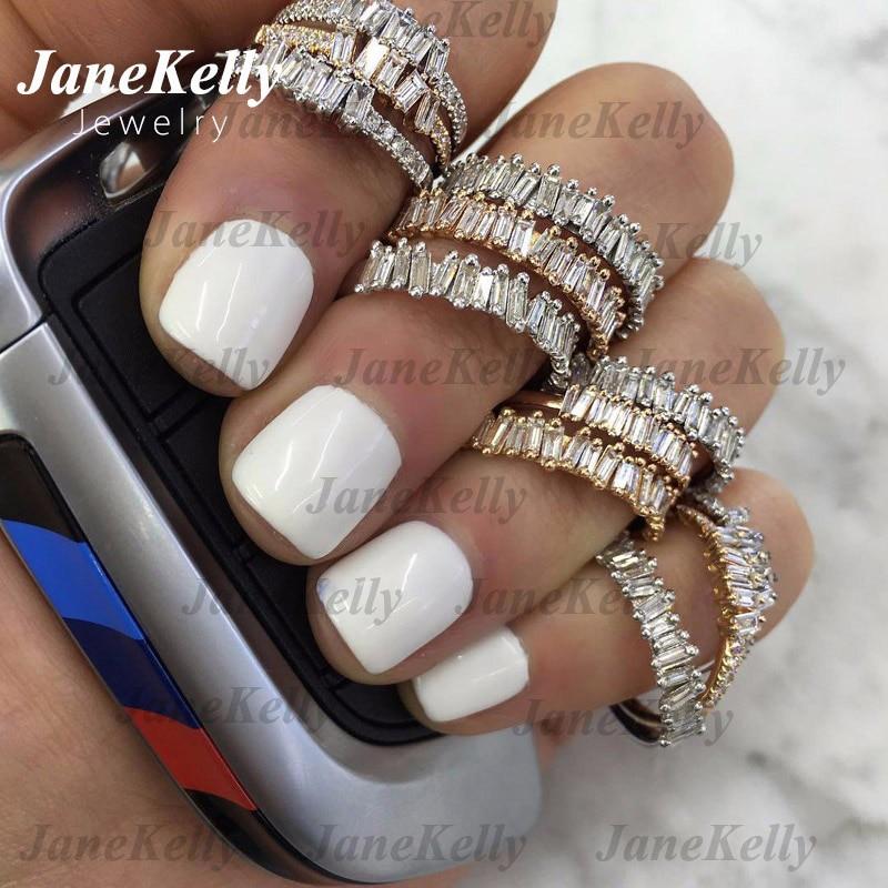 Prix pour Marque nouvelle bague de fiançailles femmes cubique zircon 925 glitter élégant Fait À La Main anneau pour femmes et Homme