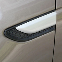 Exterior Accessories For Land Rover Discovery Sport Enginen Hood Side Fender Heat Vent Decorative Frame Cover
