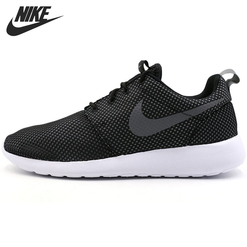 Original NIKE Roshe Run Men's Running Shoes Sneakers кроссовки nike muco roshe run br 718552 410 011