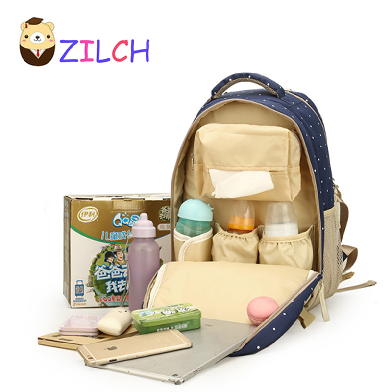 Bottle Diapers Pack Pregnant Women Outgoing Bag Mama Pack Mom Bag Multifunctional Shoulder Bunny Large Capacity Backpack
