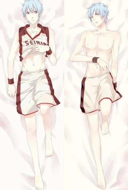 Аниме подушка обнимашка Баскетбол Куроку Дакимакура 2