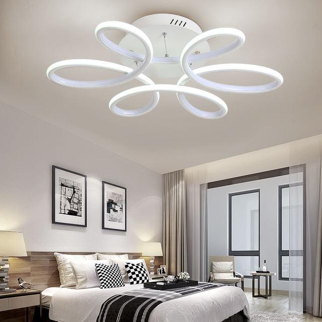 Online Shop Chandelier Lighting Lustre Led Lamp Modern Hanging Light ...