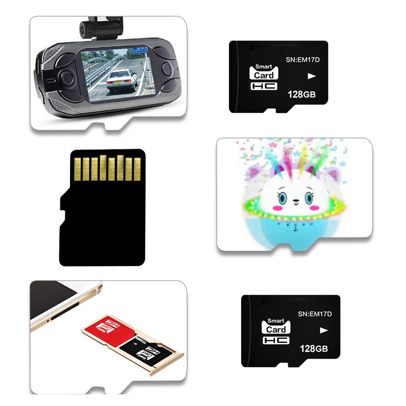 Image 3 - Memory Card Phone 16GB 4GB 8GB 32GB Flash Card TF For Micro SD 128GB SD Cards 64GB For Phone Tablet Camera Dropship-in Micro SD Cards from Computer & Office