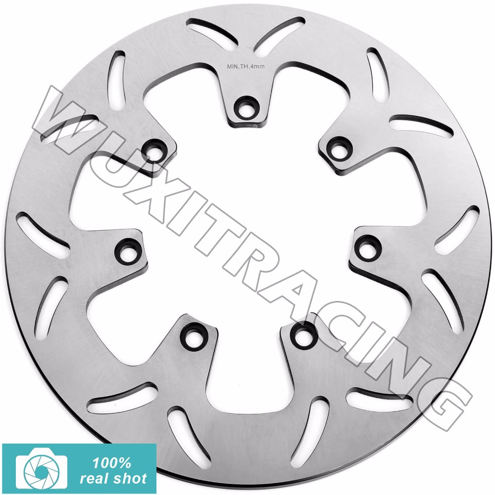 Rear Brake Disc Rotor for KAWASAKI EN500 EN 500 Vulcan 94 95 96 97 98 99 00 01 02 03 04-09 VN 800 1500 Vulcan Classic 1987-2008 94 95 96 97 98 99 00 01 02 03 04 05 06 new 300mm front 280mm rear brake discs disks rotor fit for kawasaki gtr 1000 zg1000