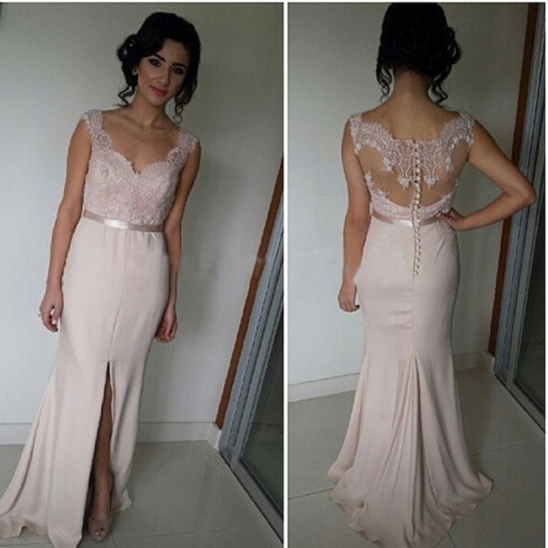 Popular Pearl Pink Prom Dresses-Buy Cheap Pearl Pink Prom Dresses ...