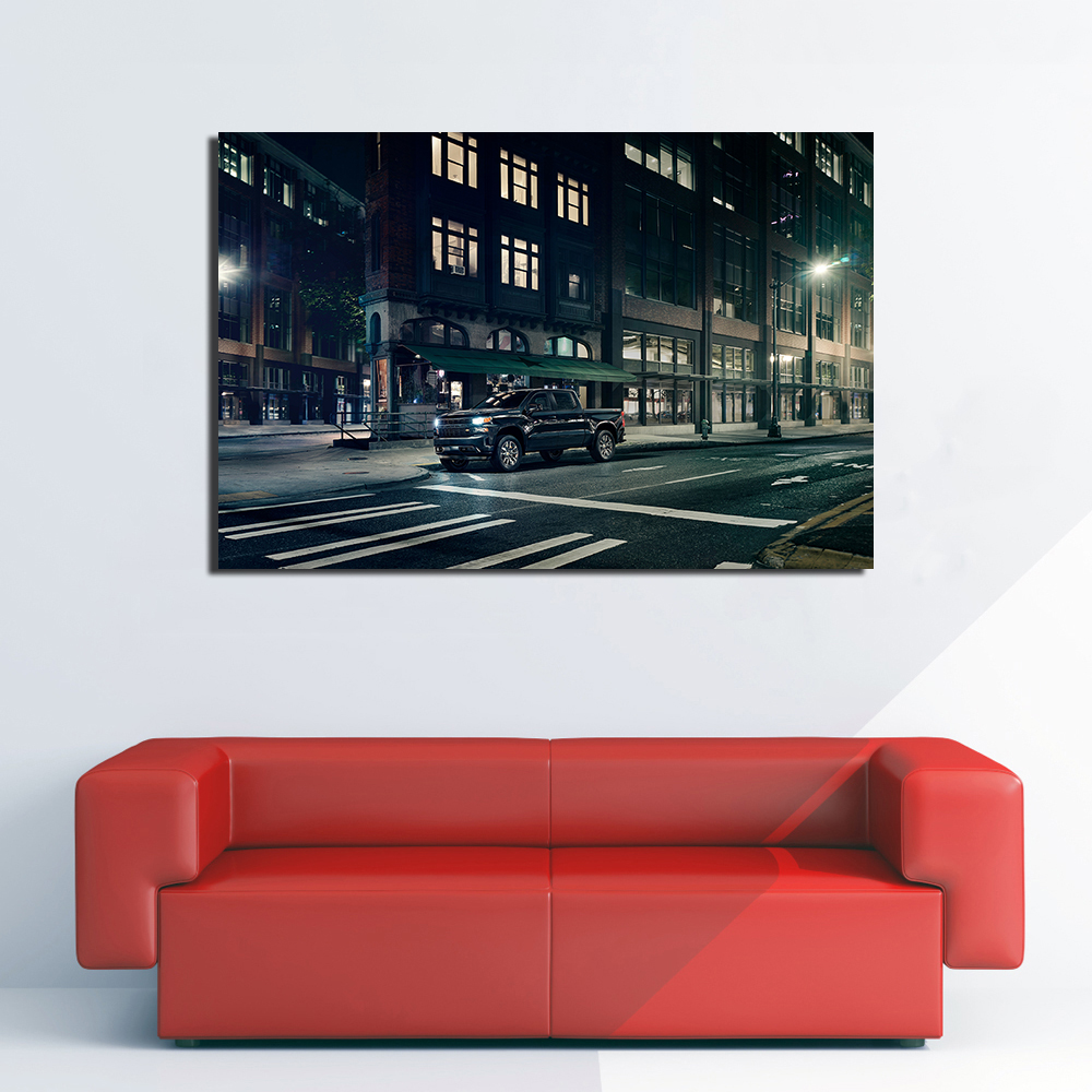 Dodge Ram Pickup Poster Print for Home Decor Wall Art Picture 24X36inch