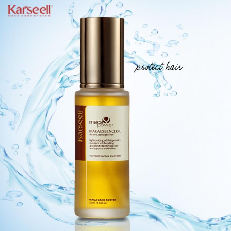 Μαρόκο Argan Oil τριχωτό για Frizzy Ξηρά - Περιποίηση και στυλ μαλλιών - Φωτογραφία 5