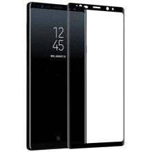 Protezione Dello Schermo di Nillkin per Samsung Galaxy Note 9 Completamente Coperto 3D Cp + Max 9H 0.33 Millimetri Sottile per Samsung Note 9 vetro Temperato 6.4