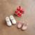 Claladoudou Bebê Sapatos Com Rendas Bonito Vermelho kd Sapatos Para Crianças Primavera Verão Criança Botas Meninas Calçados de Cristal Pedra Branca
