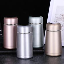 Thermos Bottle Coffee Mug Vacuum Stainless Steel Cup Portable Selfdriving Water Flask 300ml