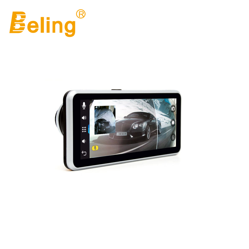 Beling GV65 Android Navigation Dash Cam 7 in Touch Screen Cas