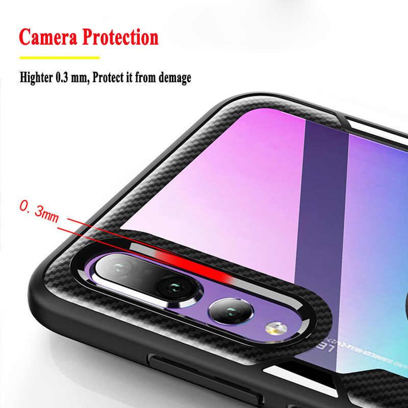 สำหรับ Samsung Galaxy หมายเหตุ 9 S9 Plus 360 Stand กันกระแทกนุ่ม TPU ยางกันชน Hard PC ปกหลัง