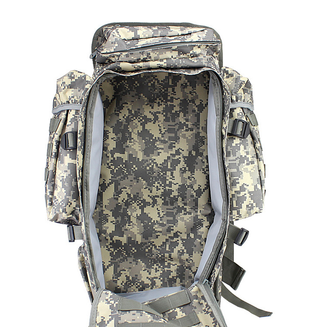 55L Men's Camping Backpack