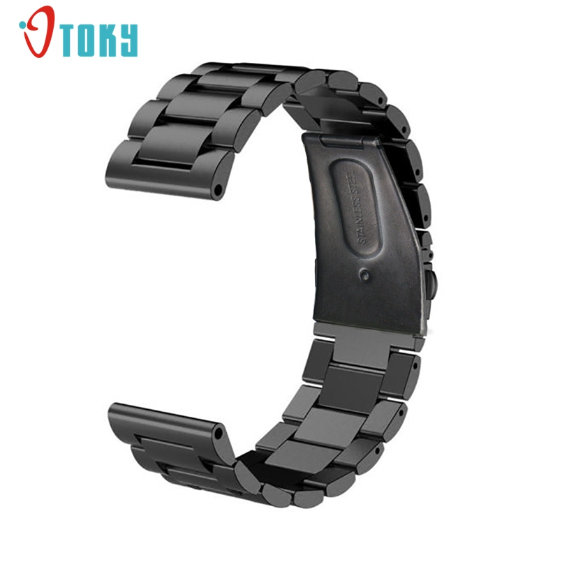 New Arrive Metal Stainless Steel Watch Band Strap For Garmin Fenix 3 / HR Dropship #N10