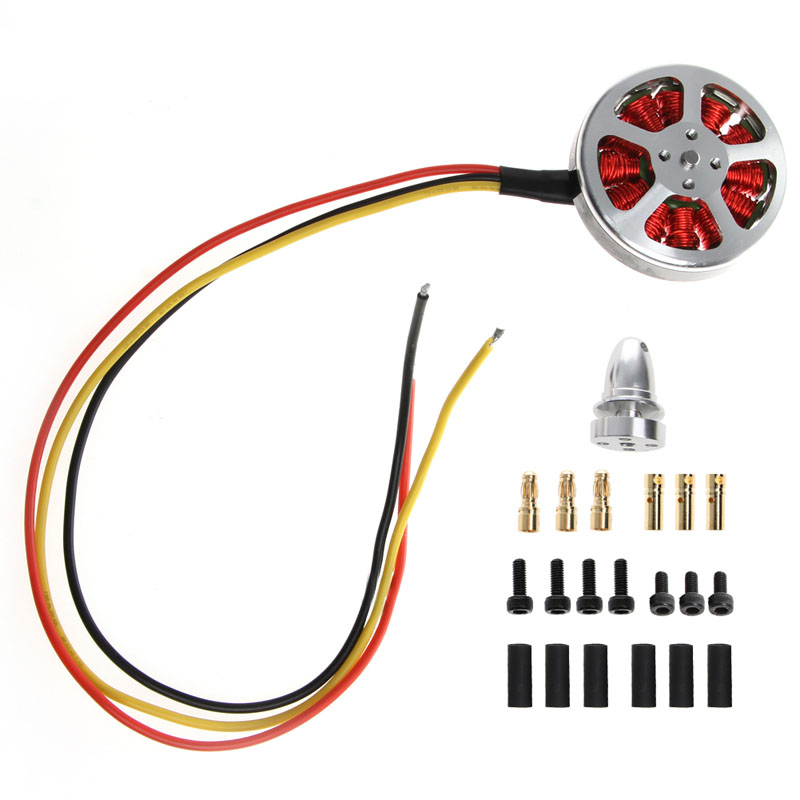 5010 750KV High Torque Brushless Outrunner Motor For Multi Copter/ QuadCopter брюки женские icepeak цвет синий 754056659iv размер 40 46