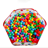 Funny Gadgets Eco Friendly Ocean Ball Tent Pit Pool BOBO Ball Folding Cloth Children Game Play