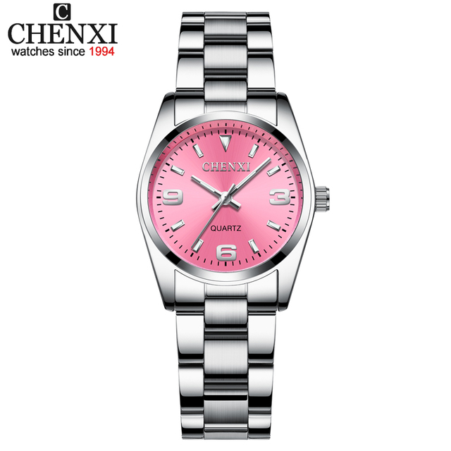 CHENXI Women Watches Ladies Fashion Luxury Brand Dress Wristwatches Quratz Analo