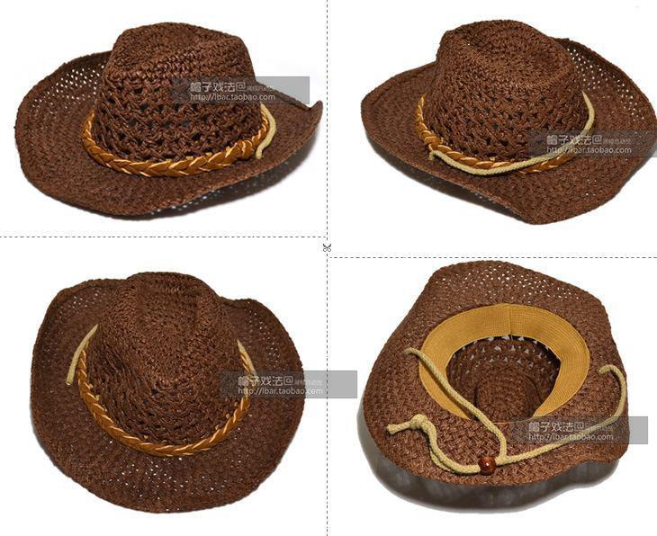 2018 nueva primavera moda niños sombrero de vaquero niños adulto ...