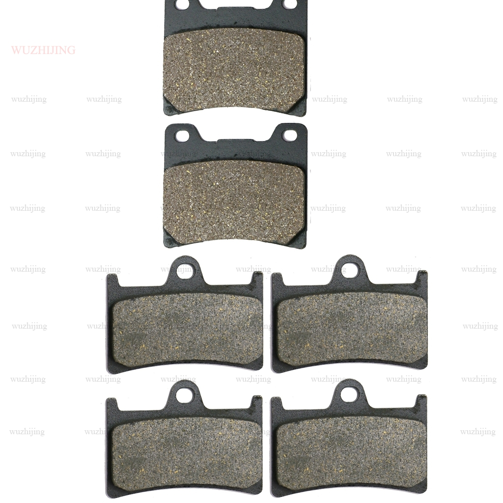 Disc Brake Pads Set fit BT 1100 Bulldog (02-06) XJR 1300 SP (99-01) YZF 600 R Thundercat ...