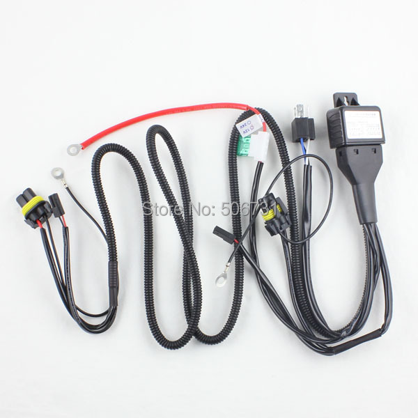 wiring harness wire promotion shop for promotional wiring harness h4 extension wire h4 high low cables h4 3 bi xenon hid hi lo controller relay h4 hid cable h4 harness wire high low cable