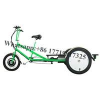 T01B Triciclo de tres ruedas para bicicleta de carga eléctrica  triciclo de transporte para vehículos de carga|Procesadores de alimentos| |  -