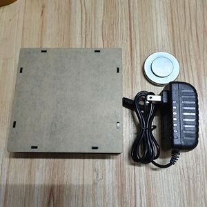 Image 2 - NEW magnetic levitation module magnetic levitation platform Load 500g + power supply+shell