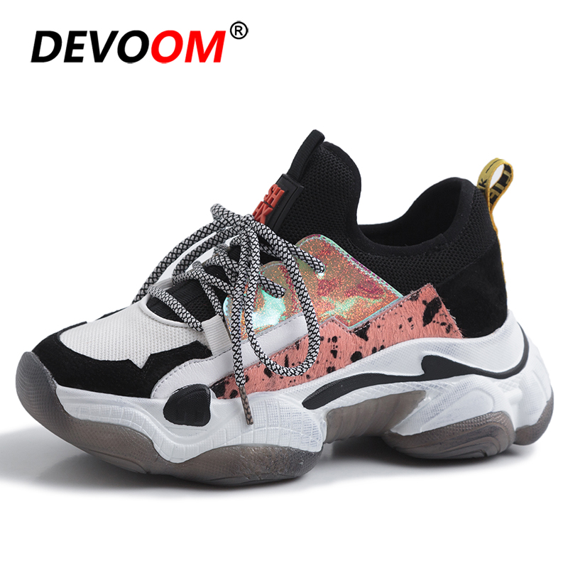 Sneakers Women Shoes Basket Femme 2019 Sport Shoes Woman Comfortable triple s Mesh Running Shoes Women chaussure femme sport 42